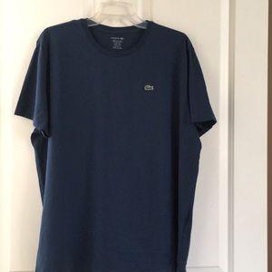 Men's short sleeve Lacoste T-shirt